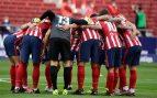 Las notas del Atlético contra el Real Madrid: Luis Suárez y Oblak sujetan al Atlético en las dos áreas