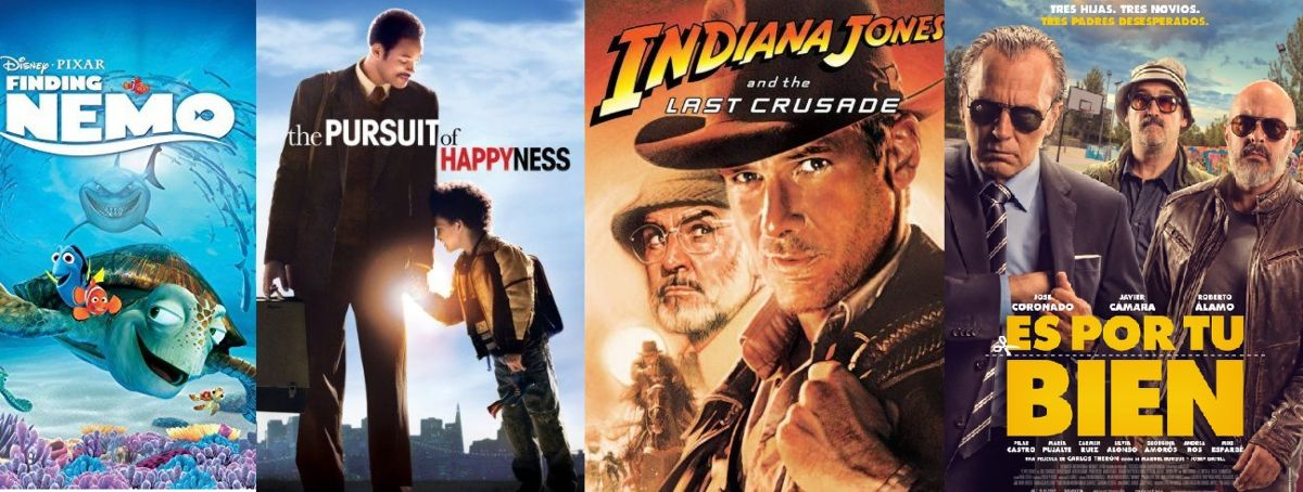 Las mejores películas que no perderse en el Día del Padre 2021