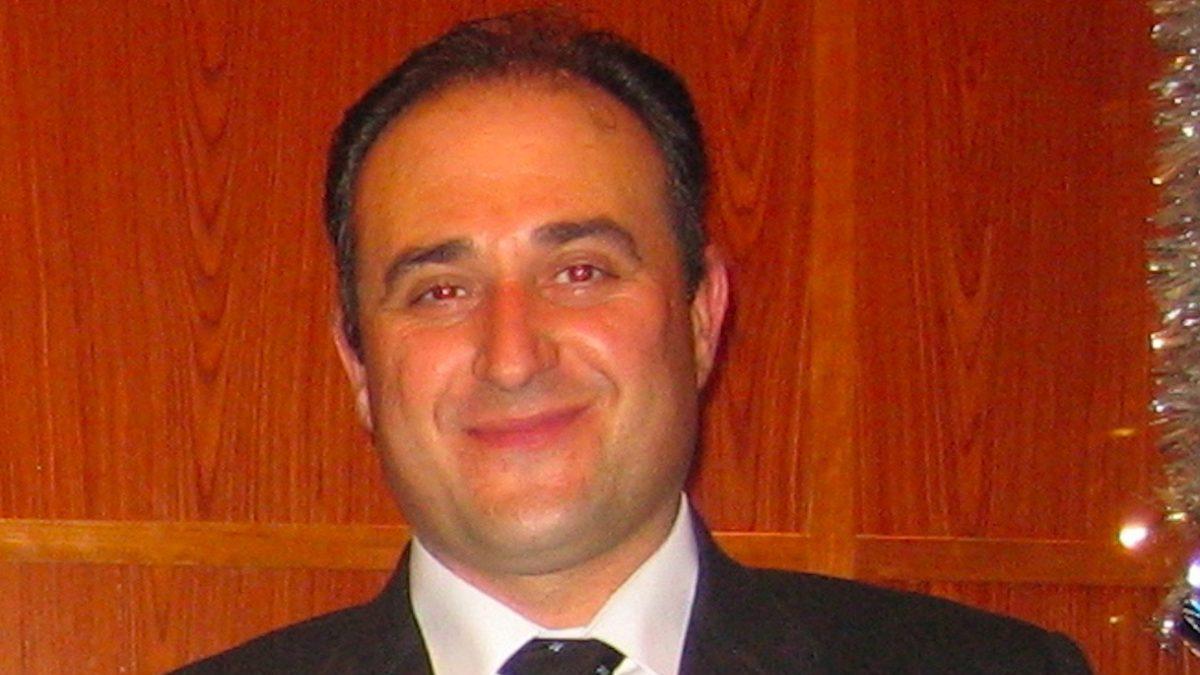 José Pérez, exalcalde de Oria (Almería).