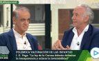 Inda: «Juan Carlos I ya es residente fiscal en Abu Dabi, donde no se paga IRPF y el IVA es del 5%»