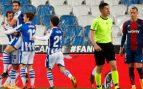 Real Sociedad – Levante: resultado, goles y resumen del partido de la Liga Santander (1-0)