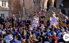 """El Papa reza en la ciudad iraquí de Mosul por las """"víctimas de la guerra"""""""