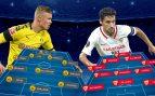 Borussia Dortmund – Sevilla: Dicen que nunca se rinde