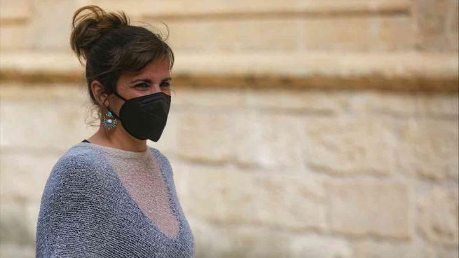 Teresa Rodríguez, líder de Anticapitalistas (Foto: María José López / Europa Press).