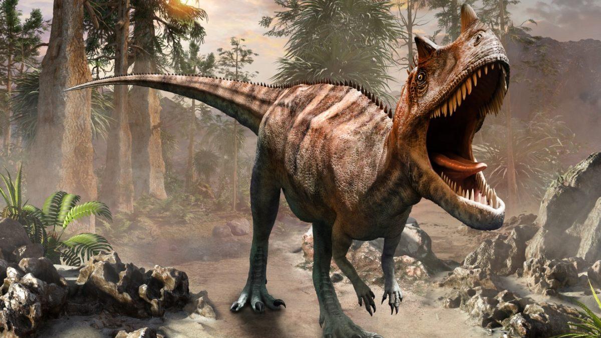 Dinosaurios en la antigüedad