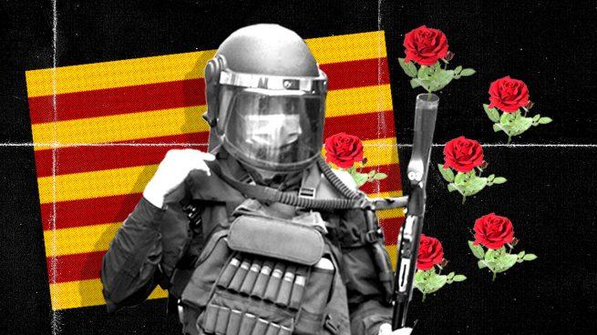 mossos antidisturbios