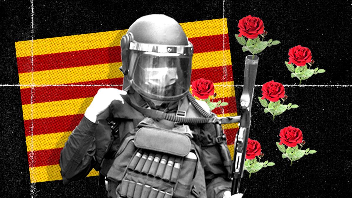 El Govern ordena a los Mossos luchar contra el terrorismo callejero con las escopetas descargadas