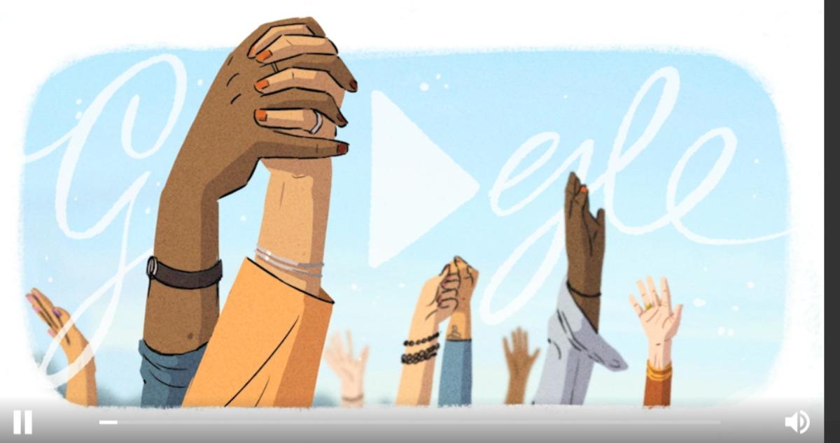 Día Internacional de la Mujer 2021: El 8M como protagonista en el Doodle de Google