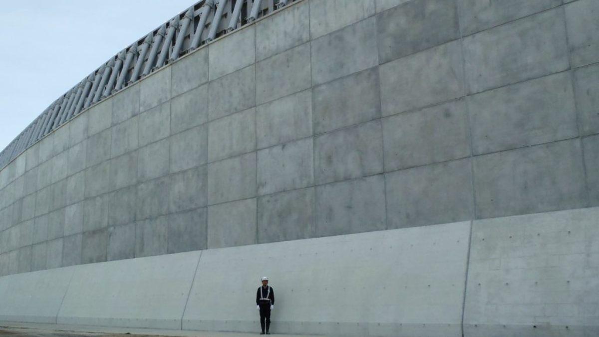 La gran muralla de Japón