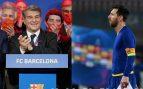 Laporta Messi