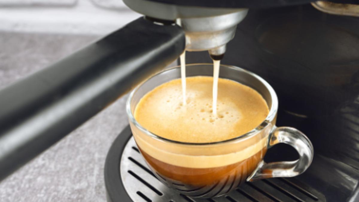 Dosis de café