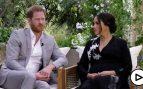 El príncipe Harry y Markle sobre la corona británica: «Les preocupaba el color de piel de nuestro hijo»