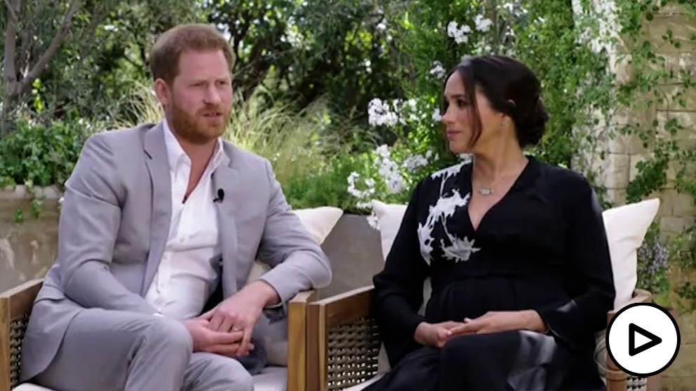 Megan Markle y el príncipe