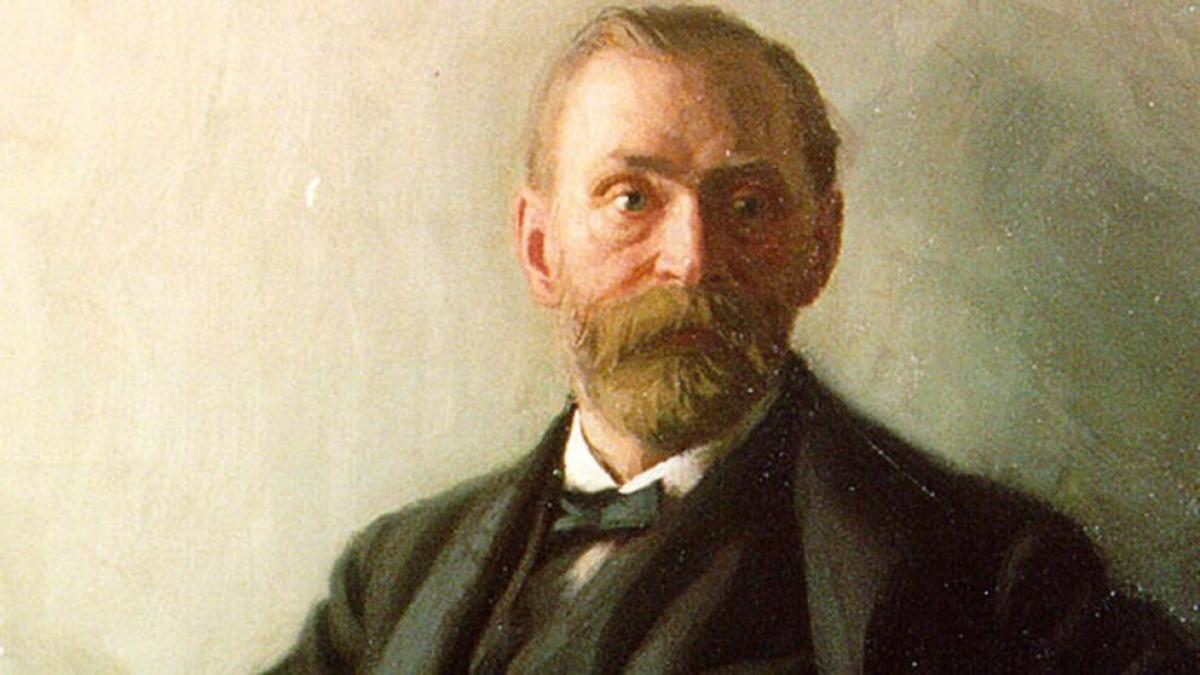 Alfred Nobel, creador de los Premios Nobel