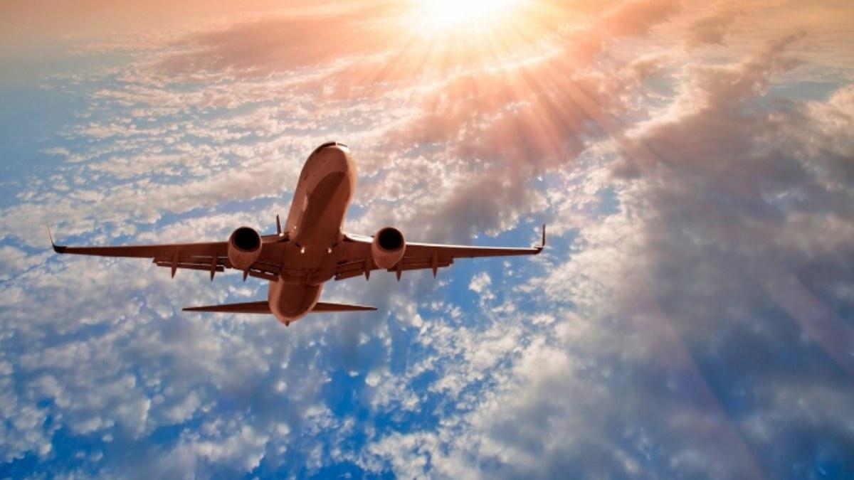 Los aviones son el transporte más seguro