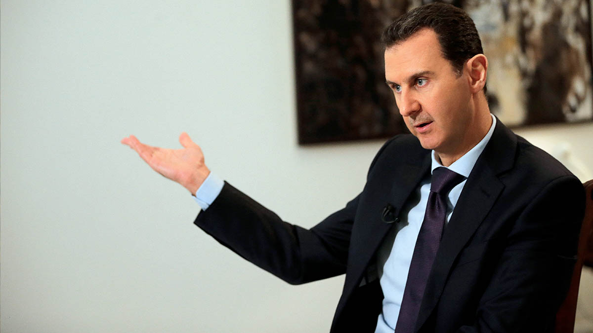 Bachar al-Asad