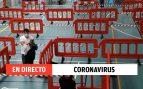 Coronavirus última hora hoy, en directo | Las restricciones y medidas para Semana Santa en España