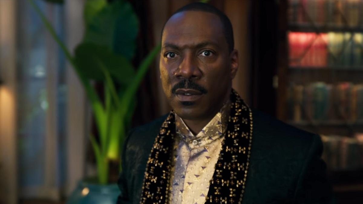 'El rey de Zamunda', el regreso de Eddie Murphy (Paramount Pictures-Amazon Prime)