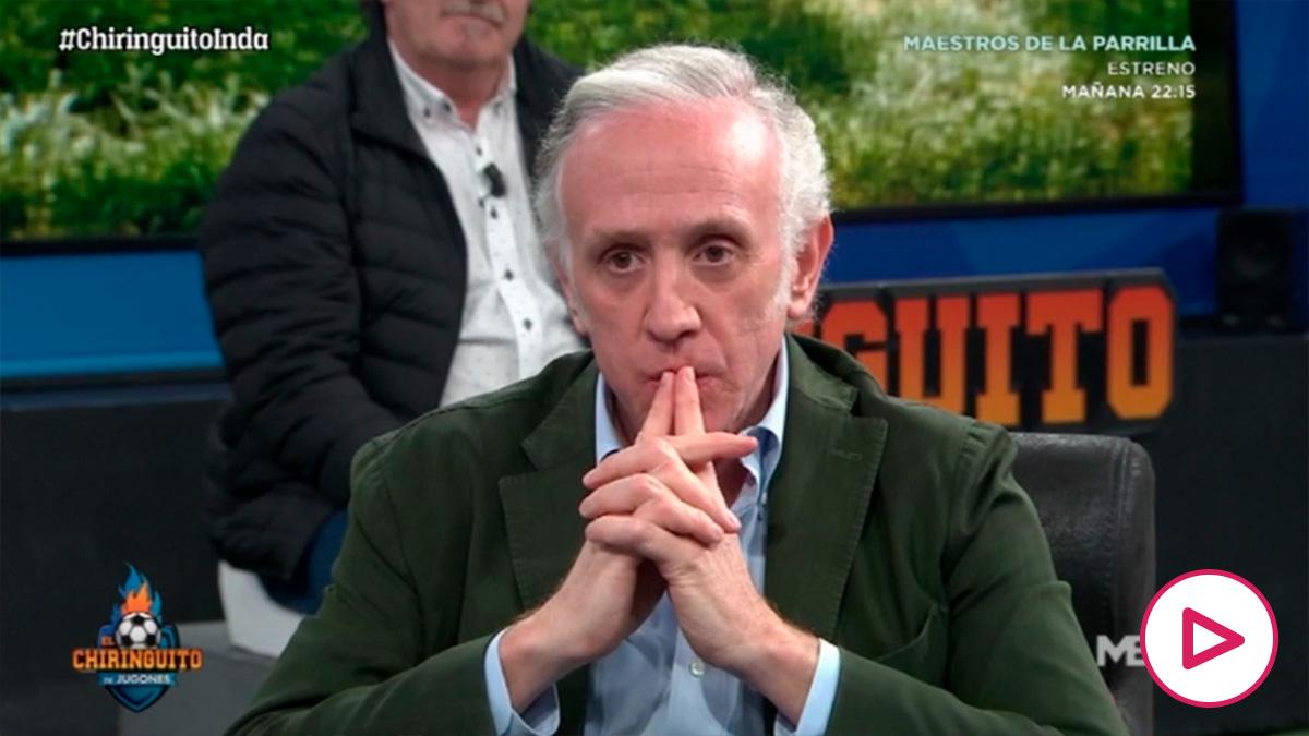 Inda desveló la oferta de Laporta a Messi.