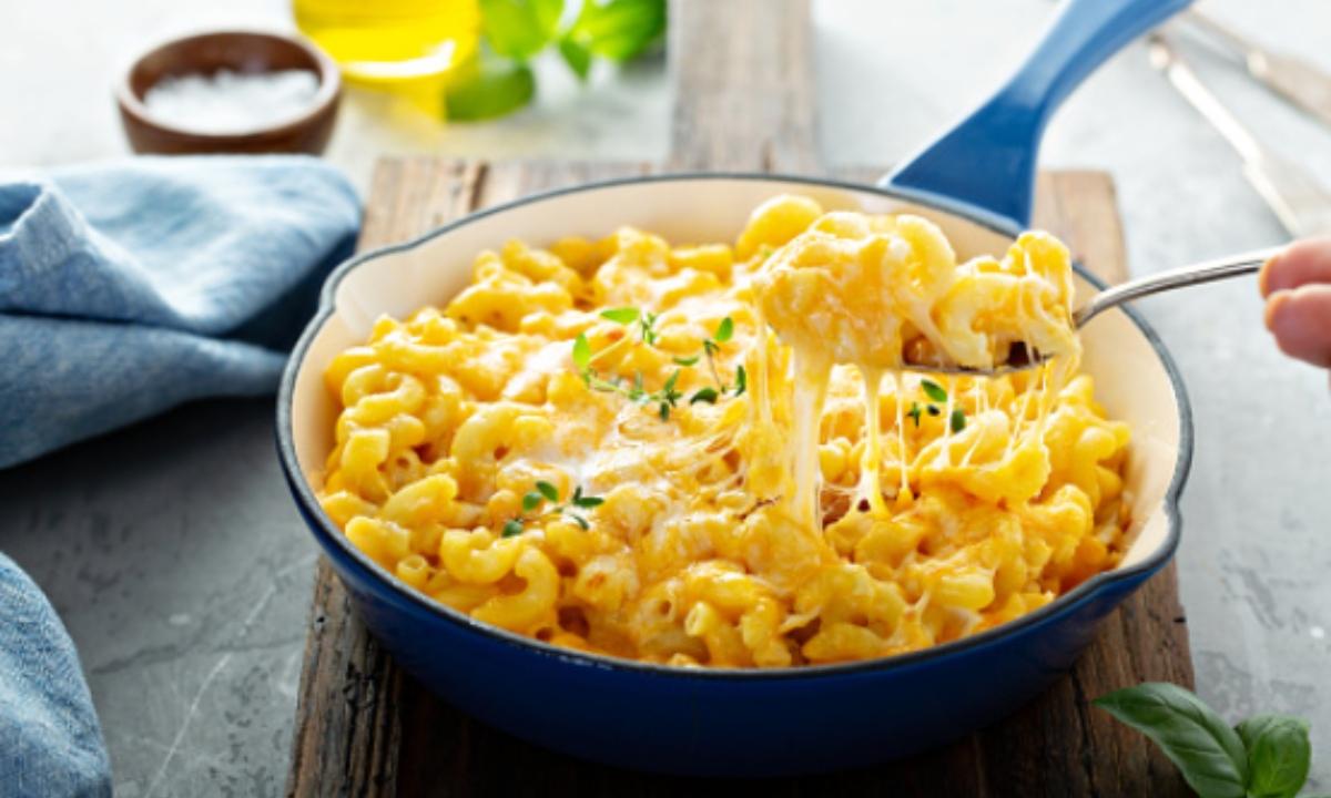 Las 5 mejores recetas de macarrones con queso de la historia