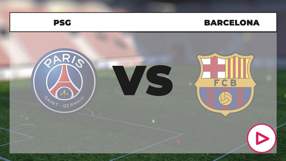 PSG-Barcelona.