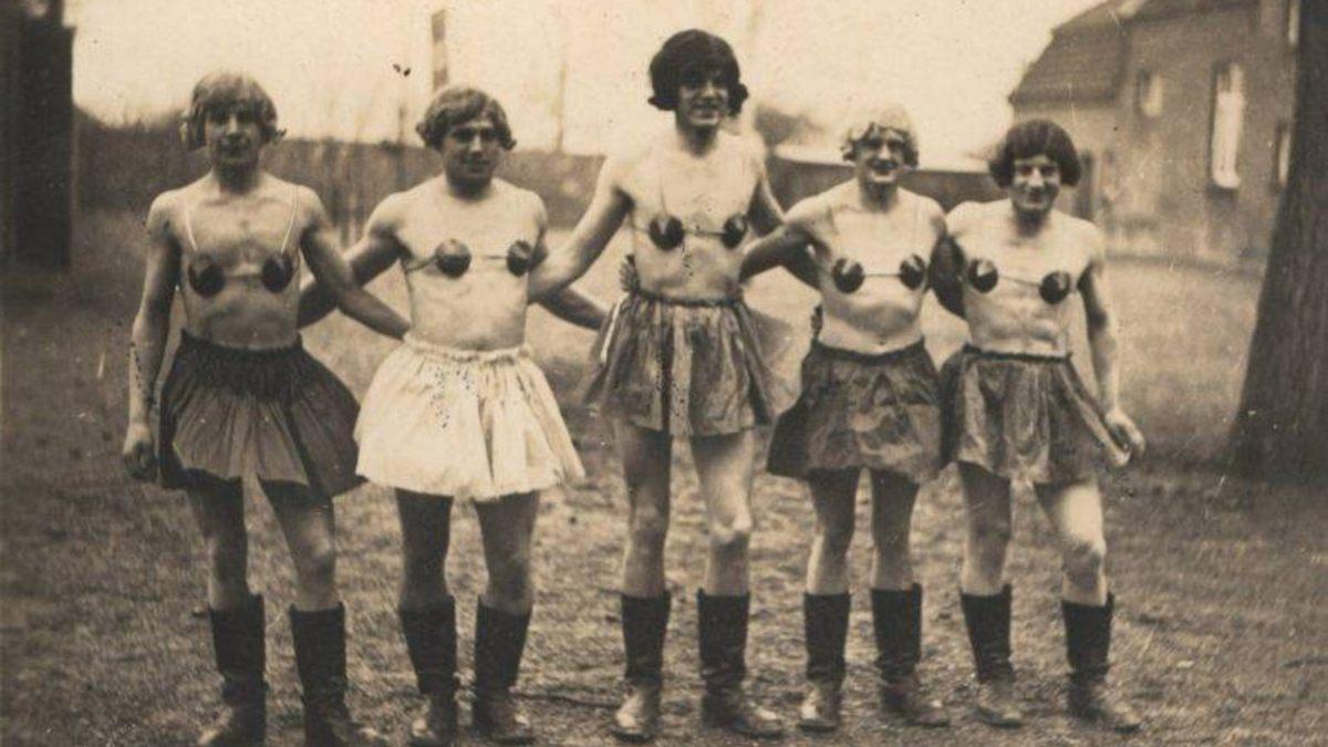 El travestismo en la Alemania de Hitler