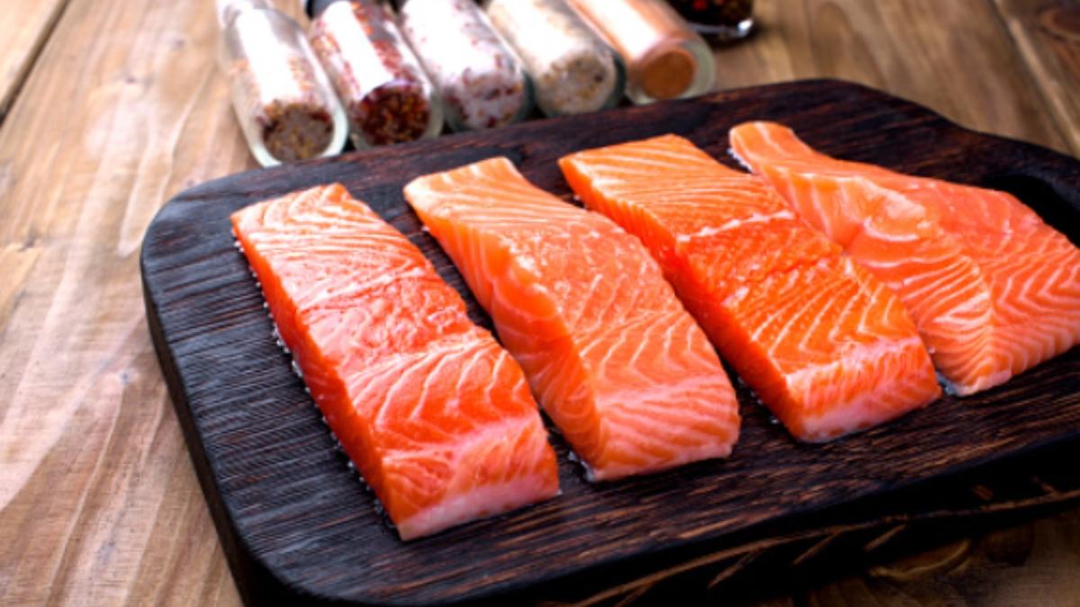 5 recetas de cenas ligeras a base de salmón