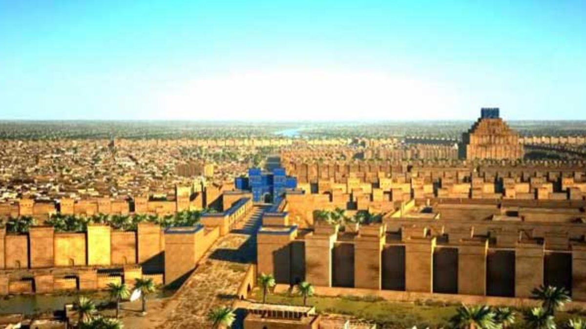 Mesopotamia, una de las civilizaciones antiguas