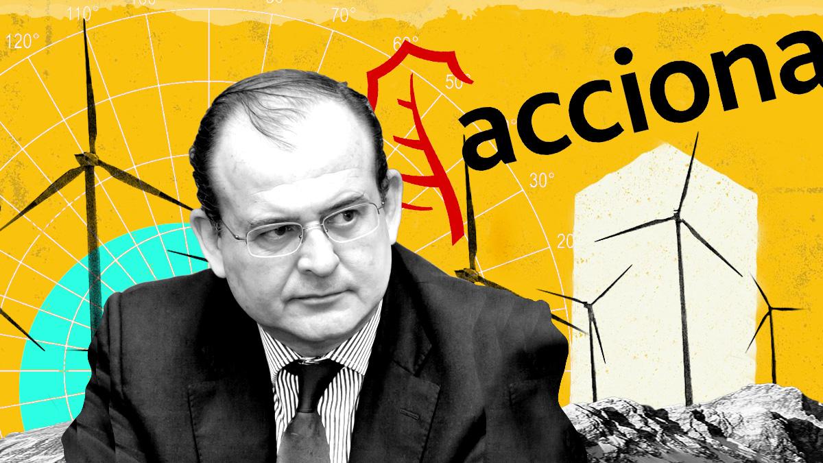 Justo Vicente, director general de construcción de Acciona.