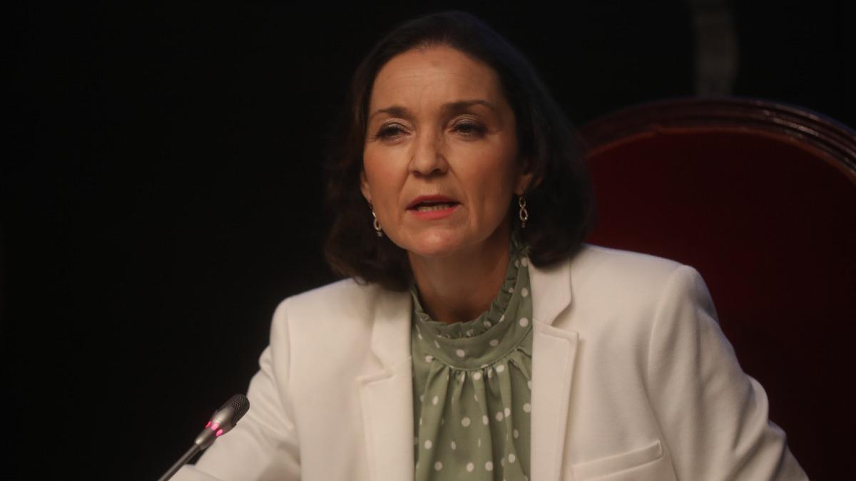 Reyes Maroto, ministra de Industria, Turismo y Comercio
