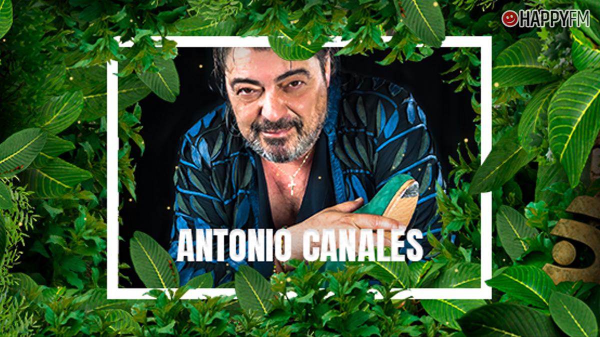 Antonio Canales, confirmado para Supervivientes 2021