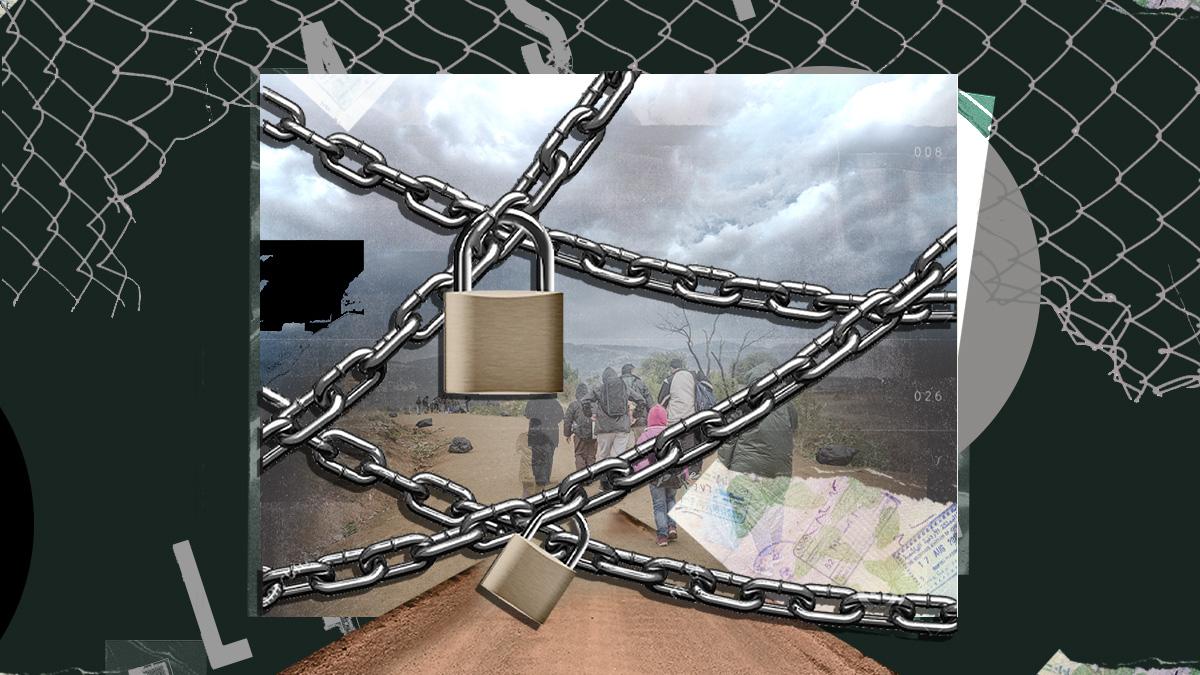 Las peticiones de asilo bajo consejo legal de los inmigrantes ilegales en Canarias están bloqueando el proceso de devolución a sus países.