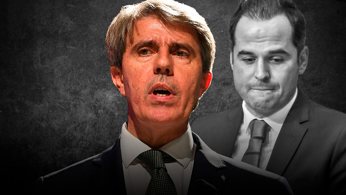 Cs no quiere a Aguado como candidato a las elecciones madrileñas y piensa en Garrido.