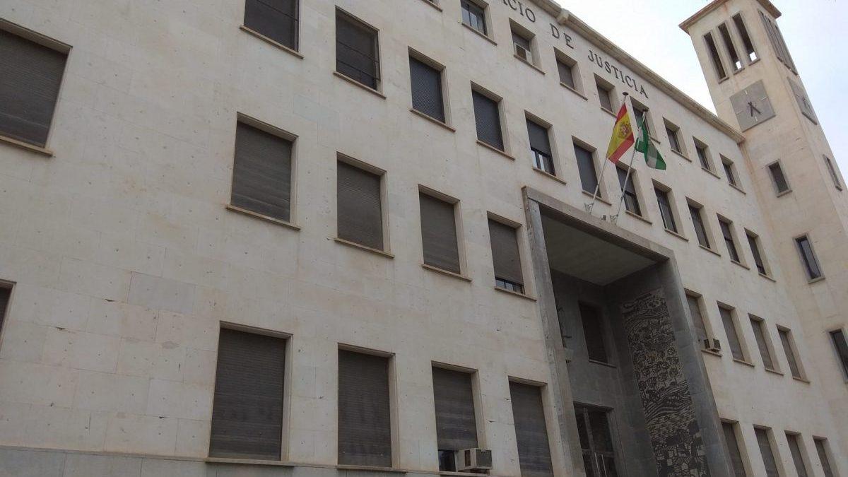 Audiencia Provincial de Almería (Foto: Europa Press).