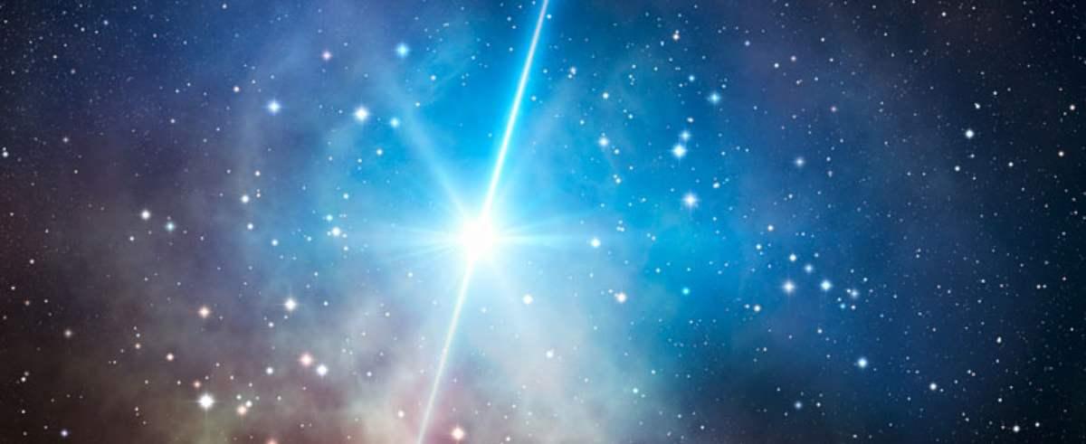 Una explosión de rayos gamma y qué significa_