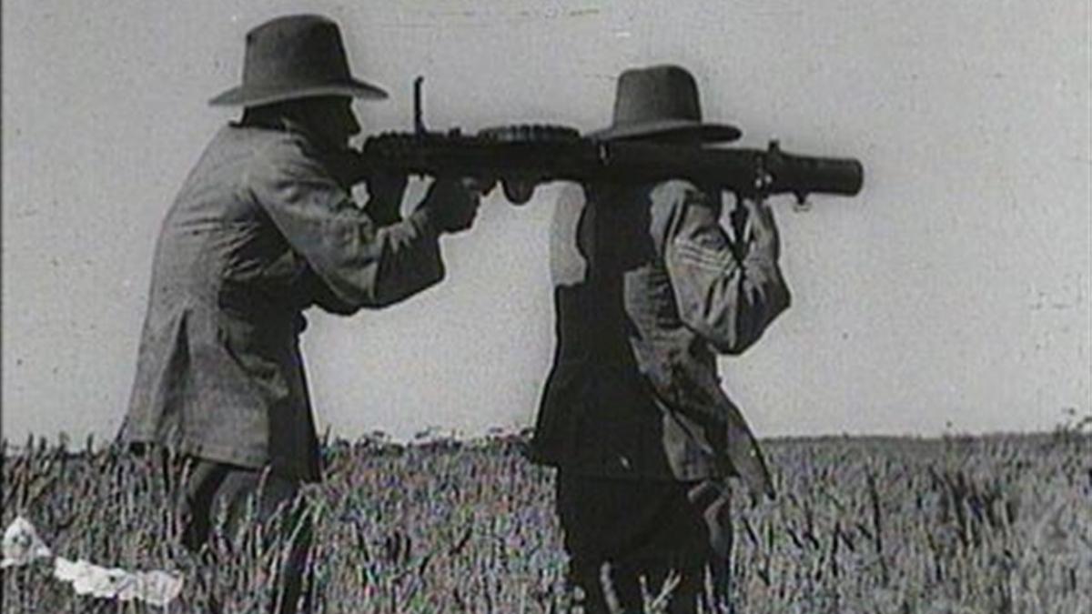 Gran Guerra Emú en Australia