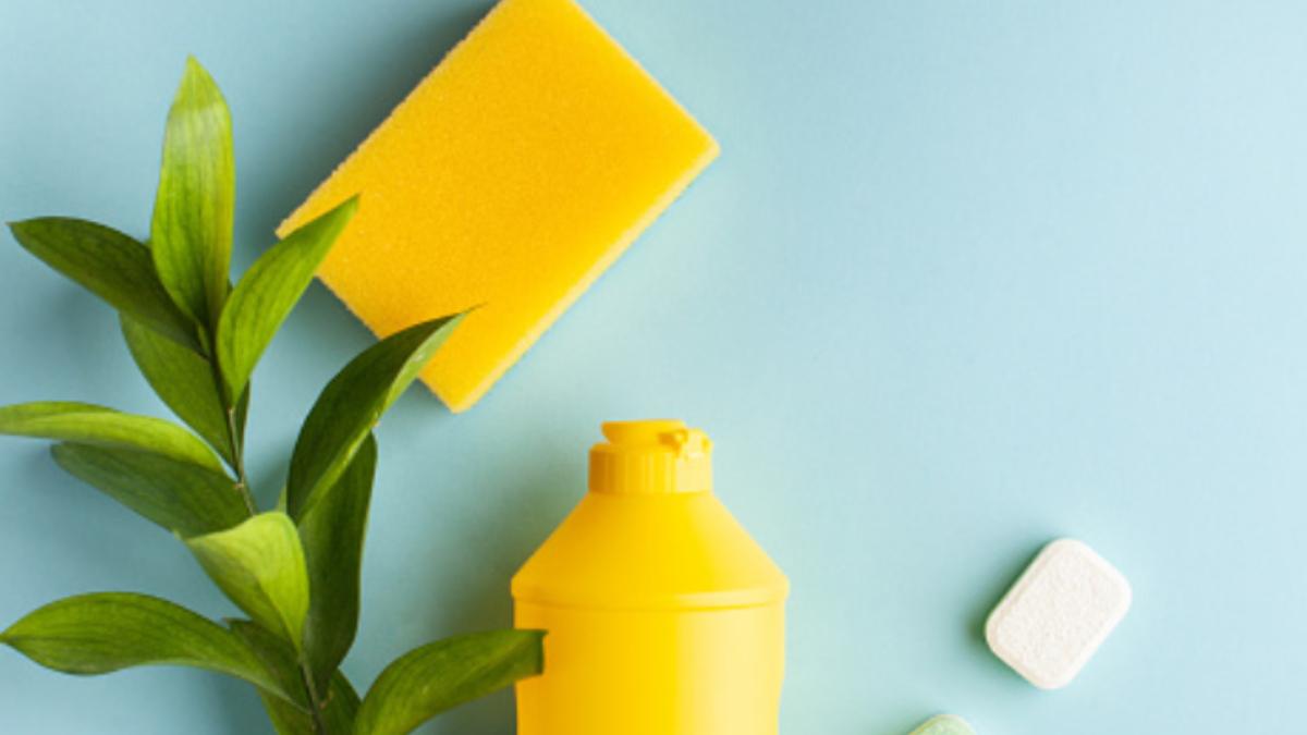 Cómo hacer jabón para lavavajillas ecológico y barato