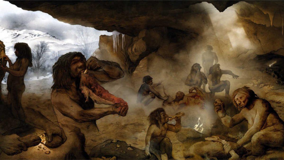 Los neandertales de la cueva del Sidrón