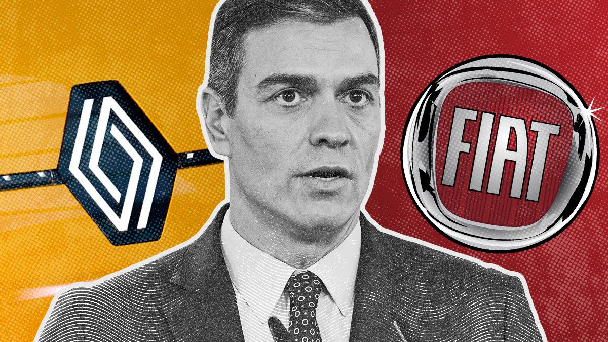 La campaña de Fiat y Renault tras el golpe fiscal de Sánchez: «Ahórrate la subida del impuesto»