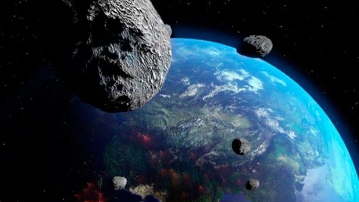 Asteroide gigante