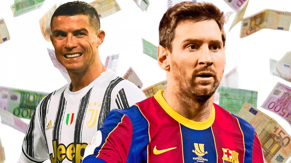 Las salidas de Cristiano y Messi pueden poner en jaque el fútbol mundial.
