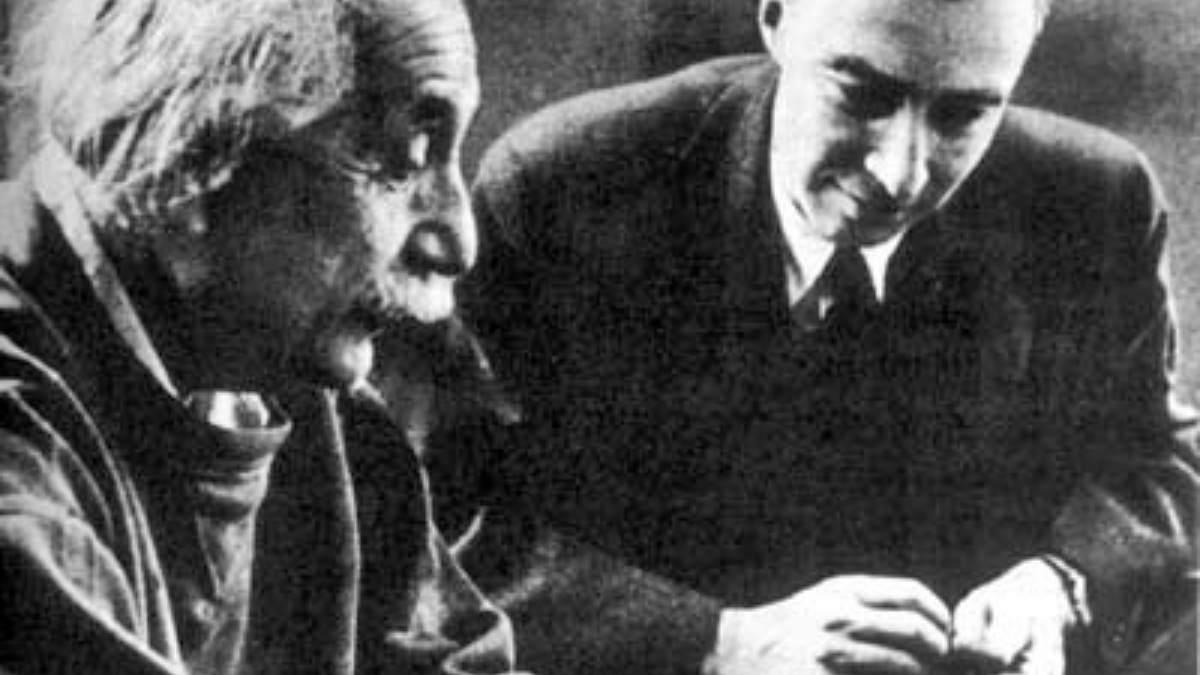Frases célebres de Albert Einstein en el día de su nacimiento