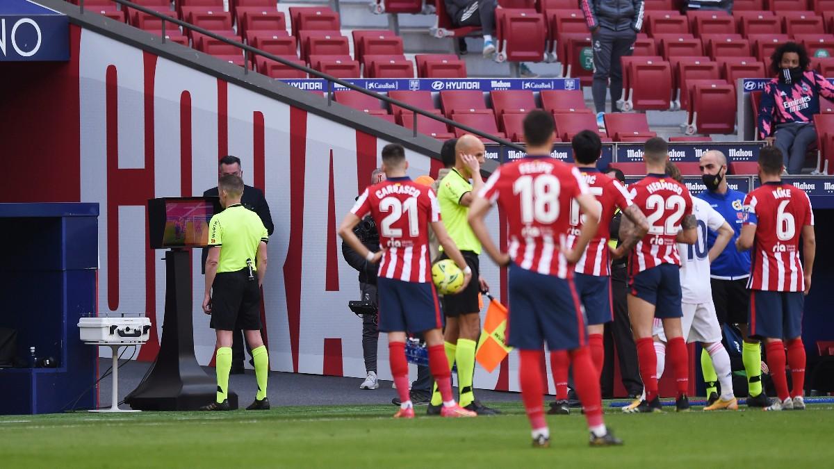 El Atlético sigue con viento a favor. (Getty)