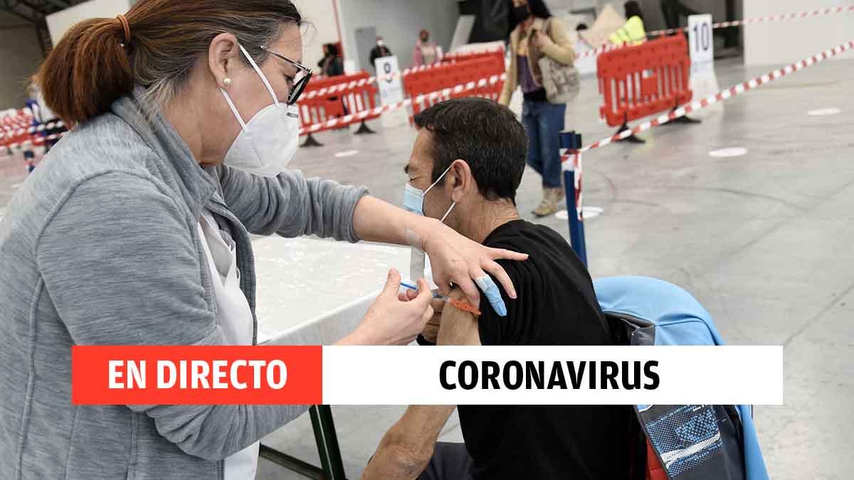 Toda la información sobre el coronavirus en España, en directo copia