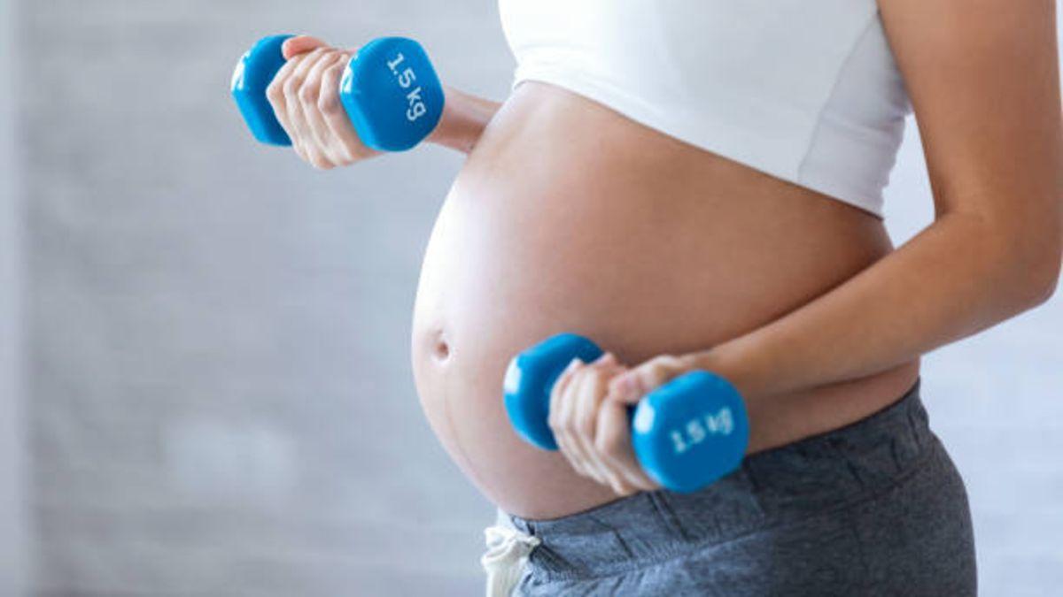 Hacer ejercicio durante el embarazo evita problemas de salud de los niños en el futuro