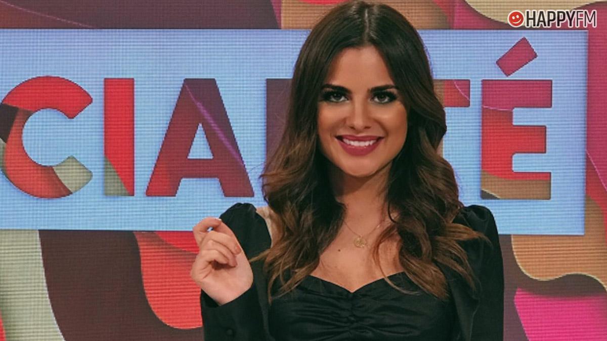 Alexia Rivas en 'Socialité'
