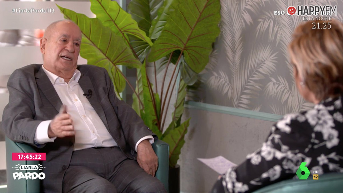 Miguel Ángel Tirado en 'Liarla Pardo'