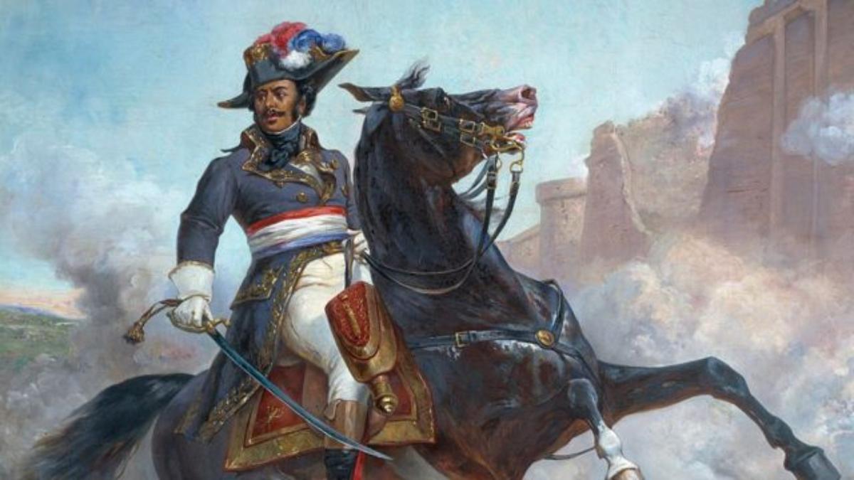 El «Diablo Negro» Thomas-Alexandre Dumas