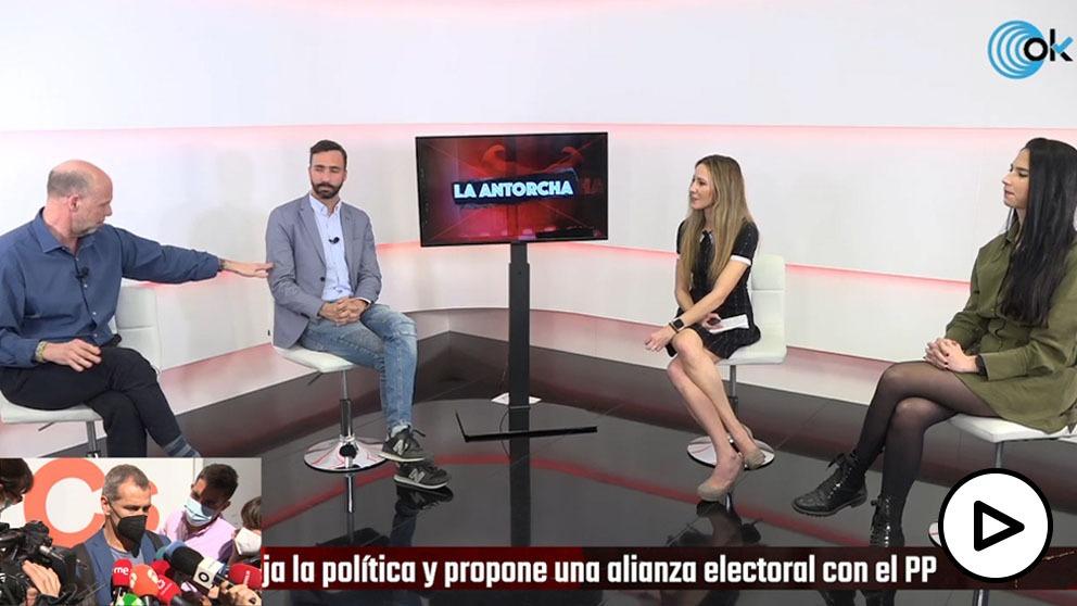 La Antorcha: La jugada de Pablo Iglesias