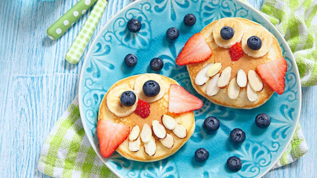 Cómo conseguir que los niños coman fruta
